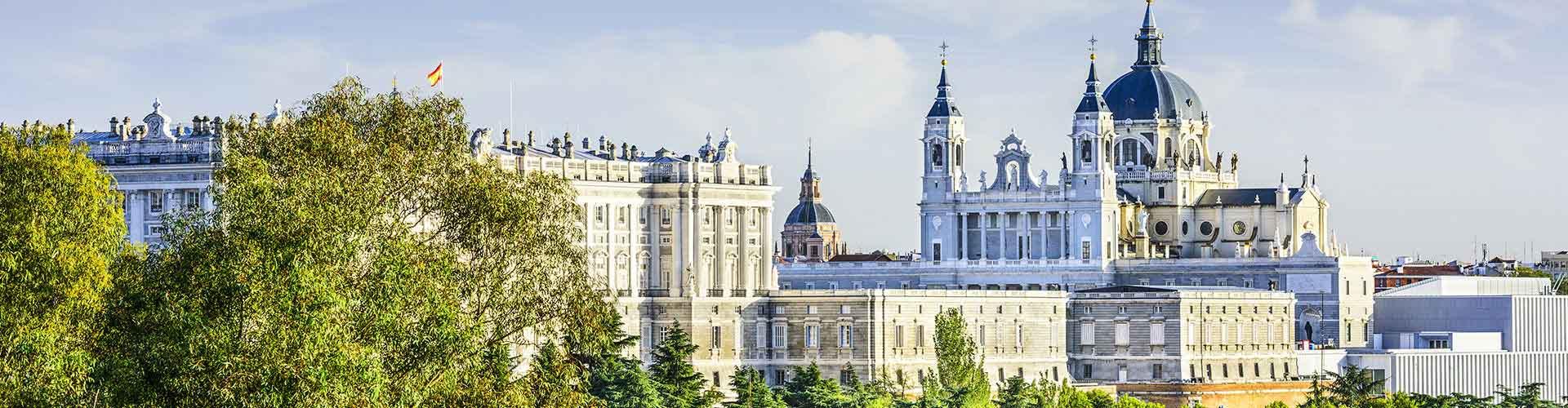 Madrid - Albergues Juveniles en Madrid. Mapas de Madrid, Fotos y Comentarios para cada Albergue Juvenil en Madrid.