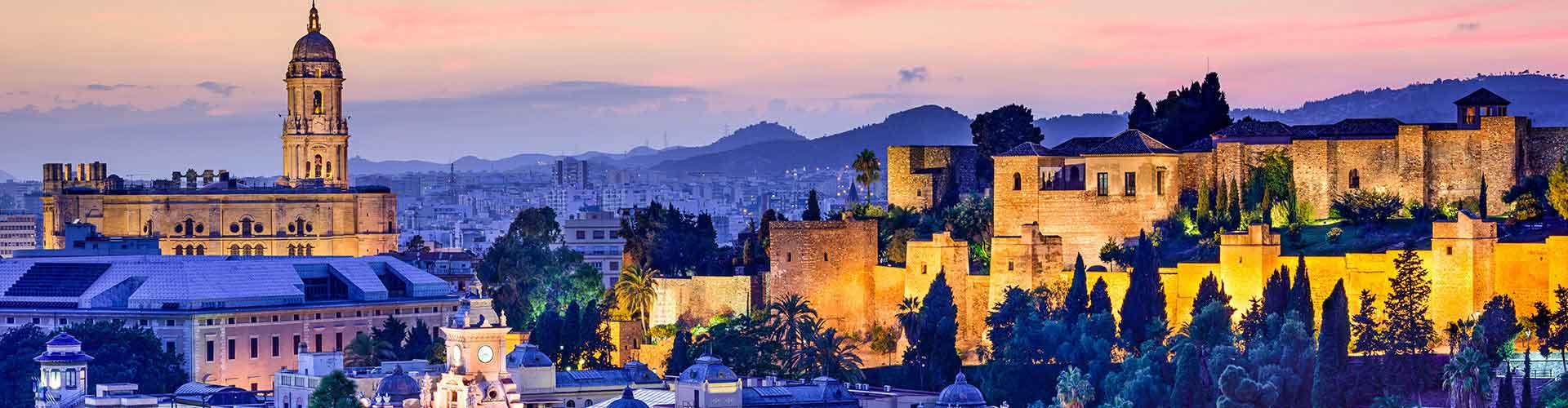 Málaga - Apartamentos en Málaga. Mapas de Málaga, Fotos y comentarios para cada Apartamento en Málaga.