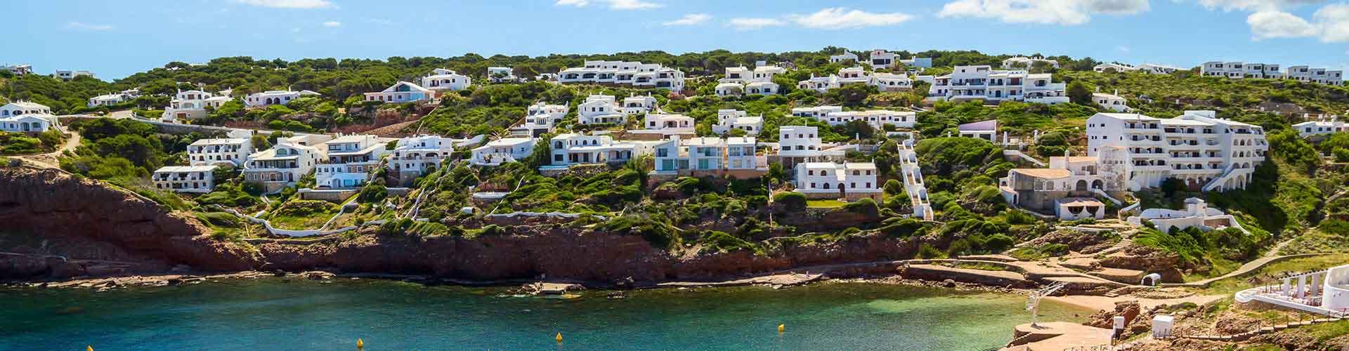 Menorca - Albergues Juveniles  en Menorca. Mapas de Menorca, Fotos y Comentarios para cada Albergue Juvenil en Menorca.