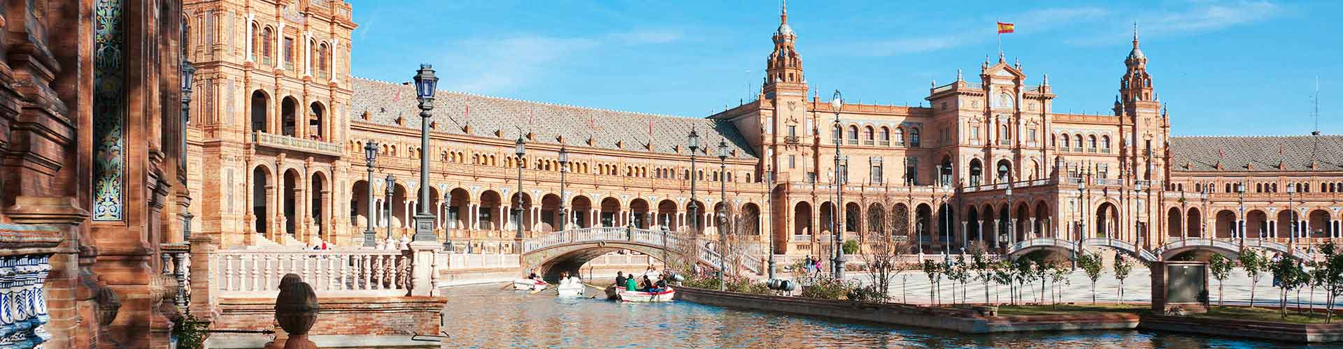 Sevilla - Apartamentos en Sevilla. Mapas de Sevilla, Fotos y comentarios para cada Apartamento en Sevilla.