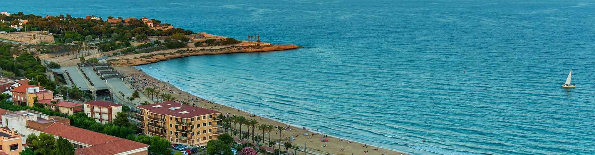 popular árabe flaco en Tarragona