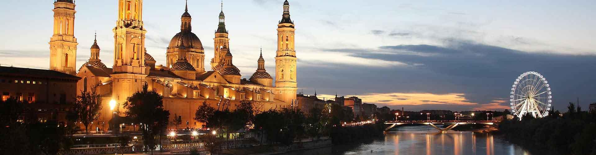 Zaragoza - Albergues Juveniles  en Zaragoza. Mapas de Zaragoza, Fotos y Comentarios para cada Albergue Juvenil en Zaragoza.