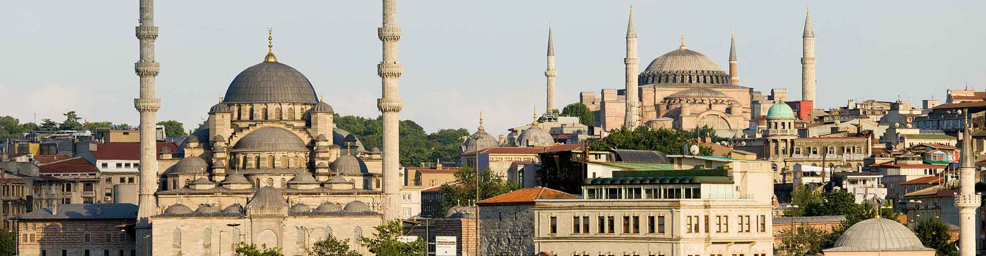 Estambul - Apartamentos cerca de Aeropuerto internacional de Atatürk. Mapas de Estambul, Fotos y Comentarios para cada Apartamento en Estambul.