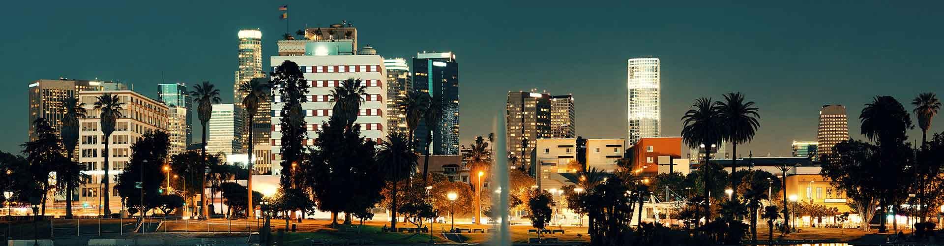 Los Ángeles - Albergues Juveniles en Los Ángeles. Mapas de Los Ángeles, Fotos y Comentarios para cada Albergue Juvenil en Los Ángeles.